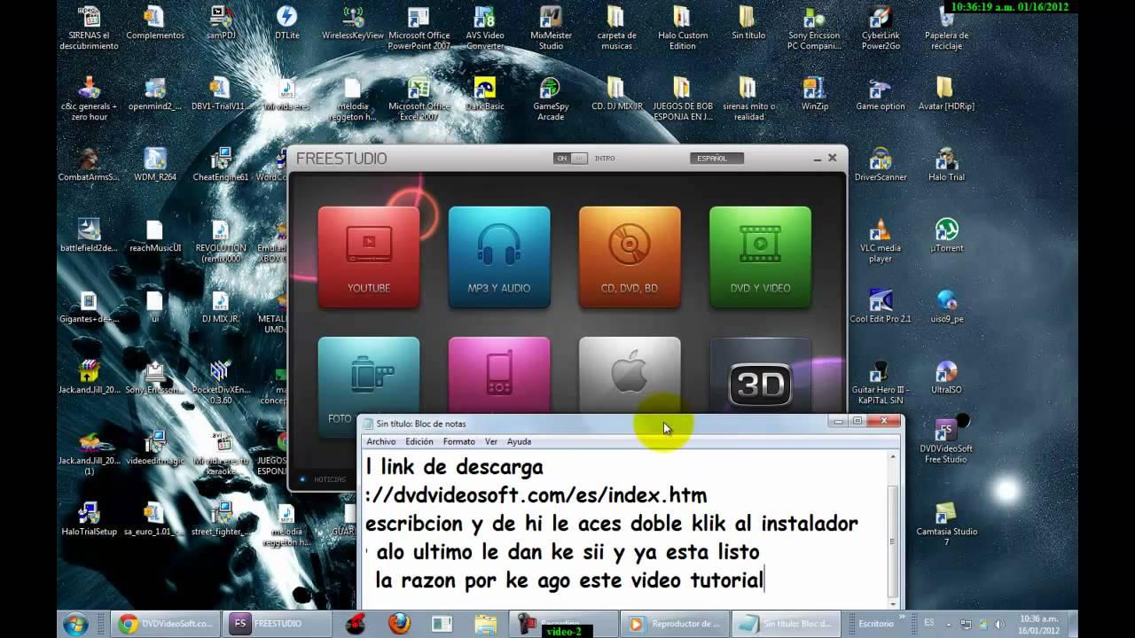 Dvdvideosoft Studio Youtube free download