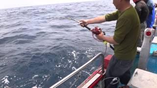 淫蟲阿翰2013年2月28日釣魚台海域釣小紅甘