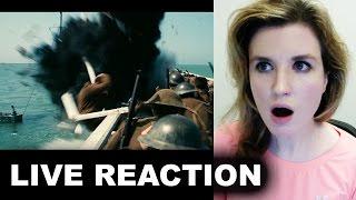 Dunkirk Main Trailer REACTION