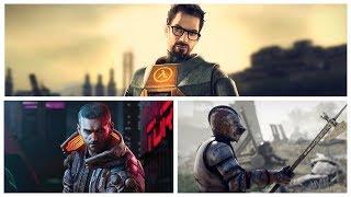Перезагрузка Half-Life и выход Mordhau | Игровые новости