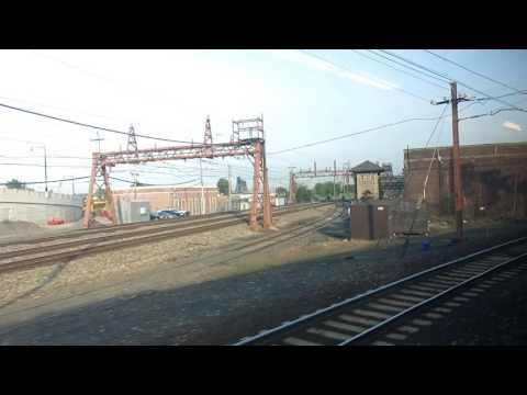 NJT Main Line ride from Hoboken To Suffern
