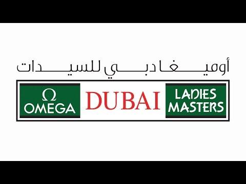 Omega Dubai Ladies Masters 2014 - First Round - Ladies European Tour