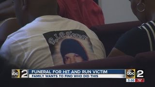 Baltimore hit-and-run victim laid to rest