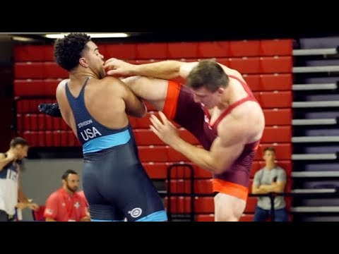 2019 World Team Trials Highlight