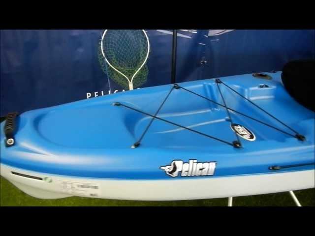 Pelican Icon 120X Angler kayak