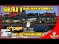 GTA V MOD (22) - SULTAN BAGI MOBIL SUPER MEWAH !!