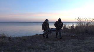 Закрыли сезон на Веселовском водохранилище рыбалка зимой 2019 2020