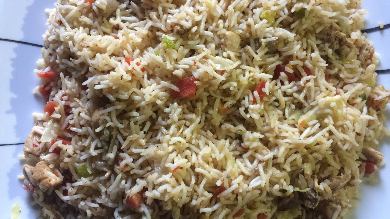 How to make chicken fried rice recipe in urdu youtube how to make chicken fried rice recipe in urdu ccuart Images