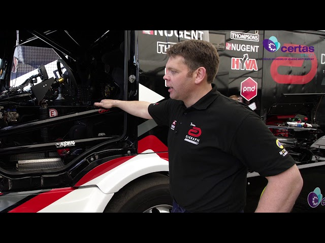 Talking Racing Trucks with Dave Jenkins