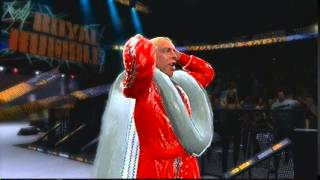 WWE 2K14 - Ric Flair Entrance (WWF Royal Rumble SNES)