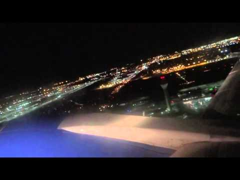 Southwest 737-300 Takeoff from Memphis.