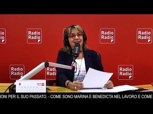 Marina La Rosa e Benedicta Boccoli a Io le donne non le capisco - 11 Maggio 2019