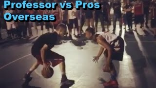 The Professor gets challenged by Indonesian Pro Players...