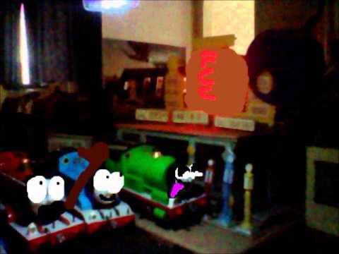 The thomas the model railway engine and friends movie Engine 9B Sneak Peek 1