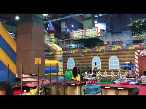 "Exciting Adventure in Lollipop""s Playland & Café Ciputra World Jakarta"