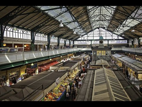10 Best Indoor Markets In The World