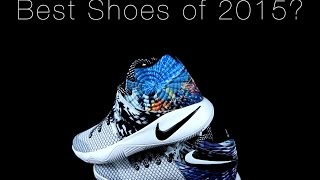 2015 Shoe Awards! Best shoes of 2015?