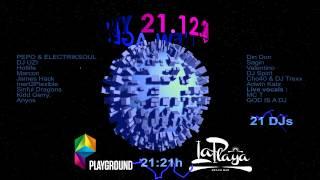 New Age Party 21.12.2012 - Varna, Playground, La playa