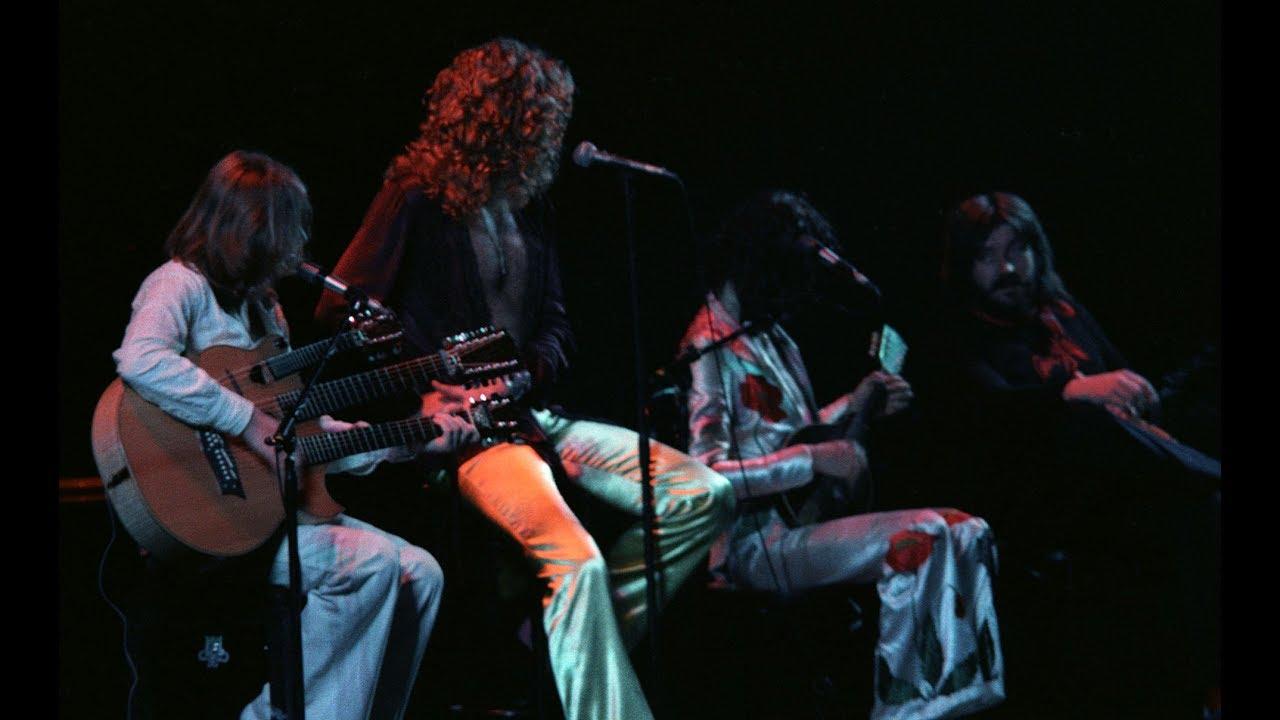 Led Zeppelin Acoustic : led zeppelin acoustic set madison square garden nyc 6 11 77 youtube ~ Vivirlamusica.com Haus und Dekorationen