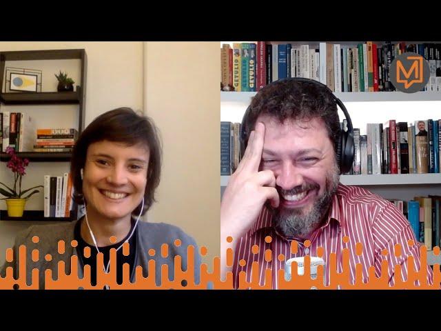 Conversas: Mônica Sodré e o futuro da democracia brasileira