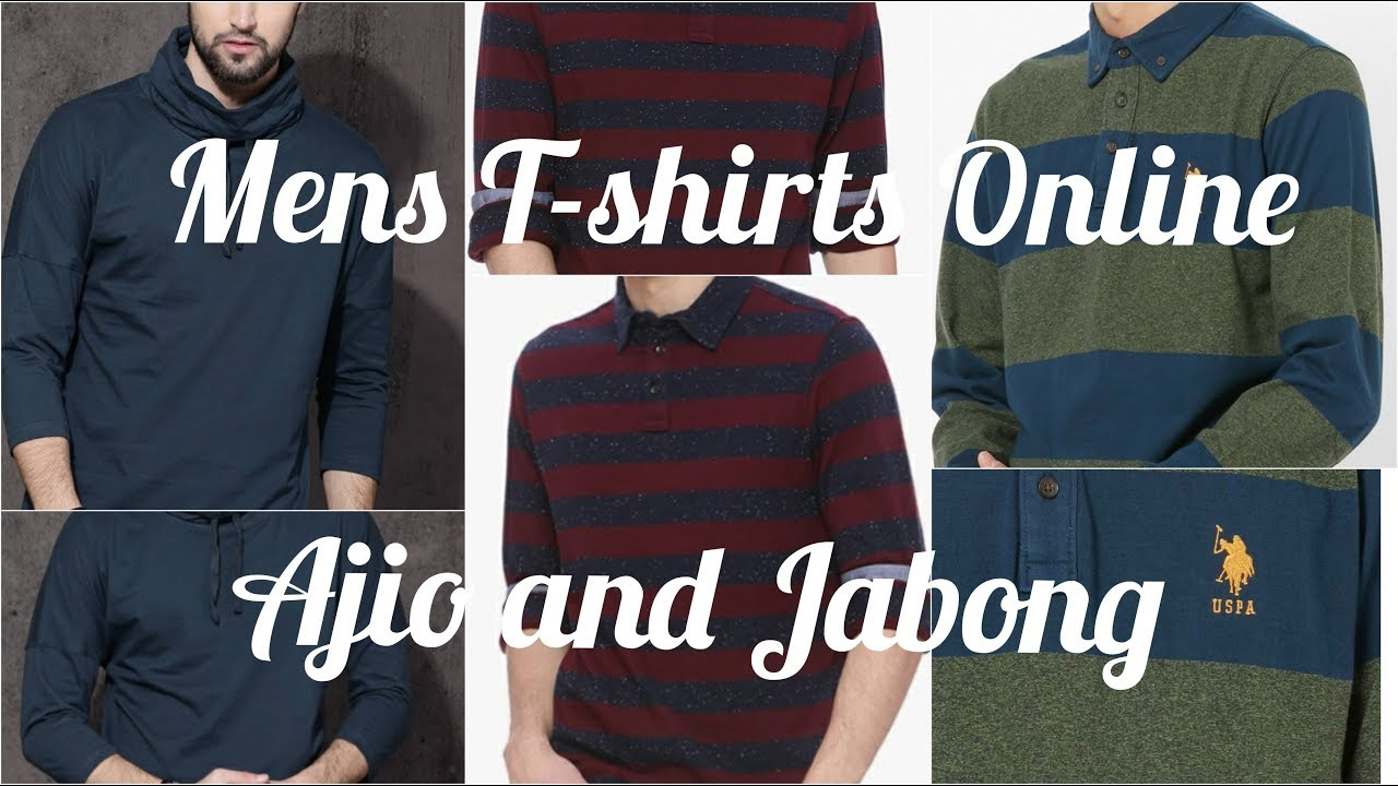 paras paikka parhaat lenkkitossut Online Shopping: Men's T-Shirts from Jabong and Ajio; U.S. Polo, Basics,  Roadster brands T-Shirts
