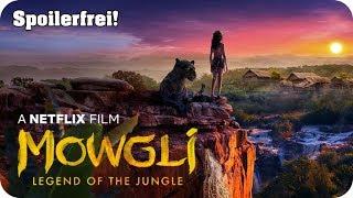 THE JUNGLEBOOK mal ganz ANDERS  Mogli Legende des Dschungels (Spoilerfreie Review)  DOMINIK