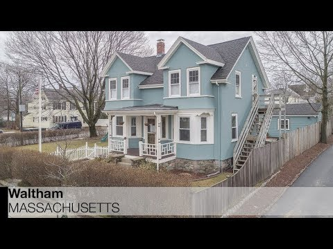Video of 89 Oak Street | Waltham Massachusetts real estate & homes by Andy Mass
