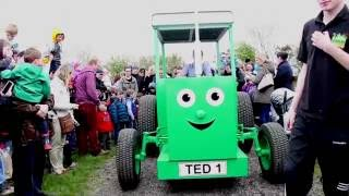 Tractor Ted Launch Day At The Farm Grenagh Highlights