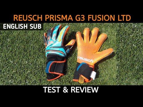 REUSCH PRISMA G3 FUSION EVOLUTION LTD RUSSIA 2018 | goalkeeperglove test & review | SHERLOCK GLOVES