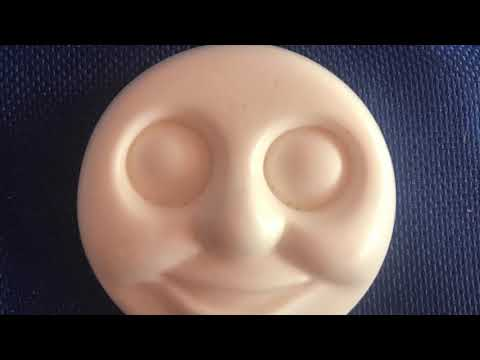 RARE Thomas the Tank Engine & Friends Face Mask Smiling FOR SALE Prop Gallery Collection TVS BTS