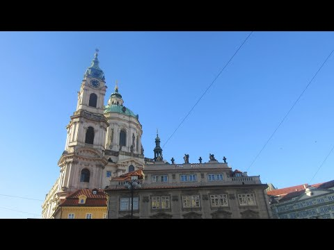 Prague, Czech Republic TRAVEL VIDEO