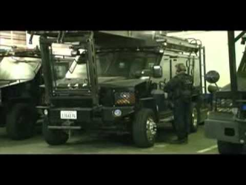 Los Angeles Police Department SWAT Team Documentary