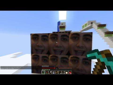 Minecraft LUKA LUCKY BLOCK TRKA!!! Mapa sa previse TNT-a