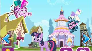 Мультик игра Май литл пони: Шопинг (My Little Pony Shopping Spree)