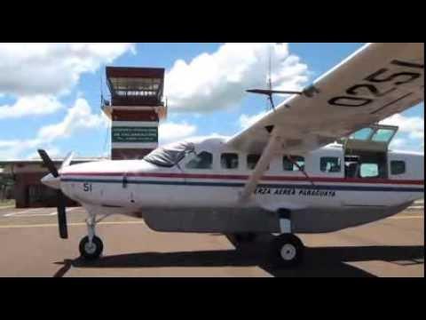 Reiniciarán vuelos regulares entre Encarnación y Asunción
