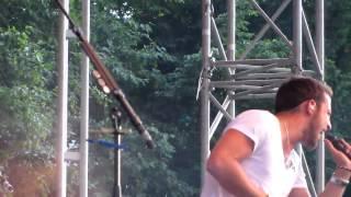 James Morrison - 08.06.2012 Tanzbrunnen Köln - If the rain must fall