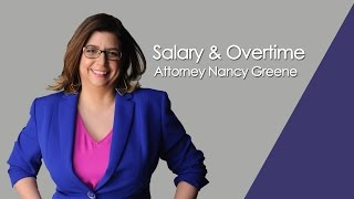 Salary & Overtime