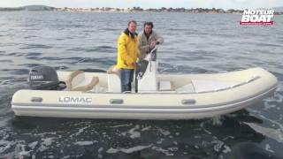 LOMAC 580 OK - Essai moteurboat.com