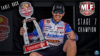 DING! I win $100,000 & a GIANT trophy FISHING!! -- 2019 MLF Pro Tour