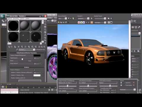 Ask DT: 3ds Max - How To Extract Shadows From A Render For Compositing