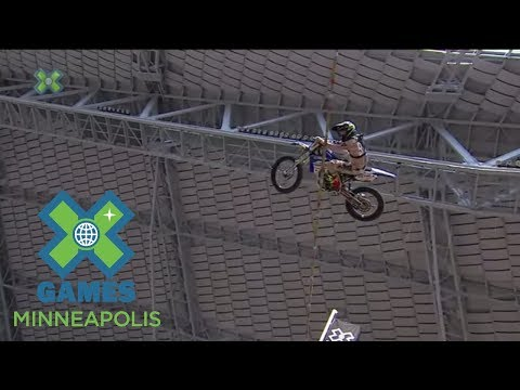 FULL BROADCAST: LifeProof Moto X Step Up Final | X Games Min