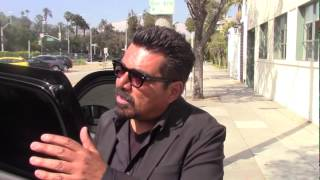 Repeat youtube video George Lopez comments on Donald Trump's Racist Mexican comments