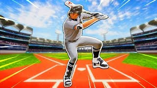 MY NEW BATTING STANCE! MLB The Show 20   Road To The Show Gameplay #67