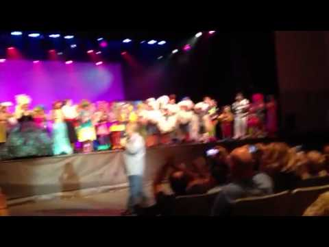 Ken Rush dances to SOLD OUT crowd!