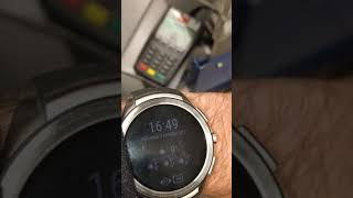 Android Pay, Android Wear 2.0, LG W200 (Urban 2 LTE).