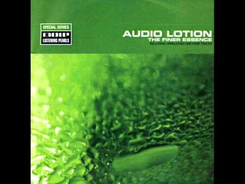 Audio Lotion - Aloe Vera
