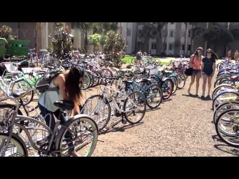 Awkward Moments for Freshmen at UCSB