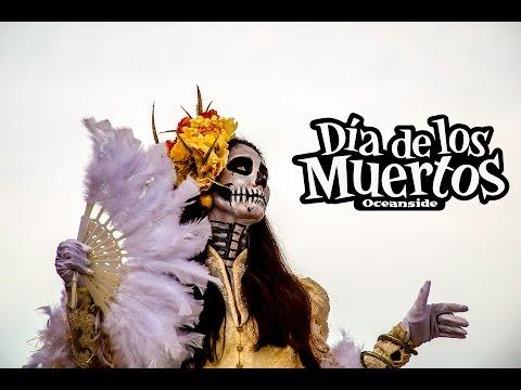 Dia de Los Muertos '15 - San Luis Rey Mission, Oceanside, CA - Suavecito Pomade