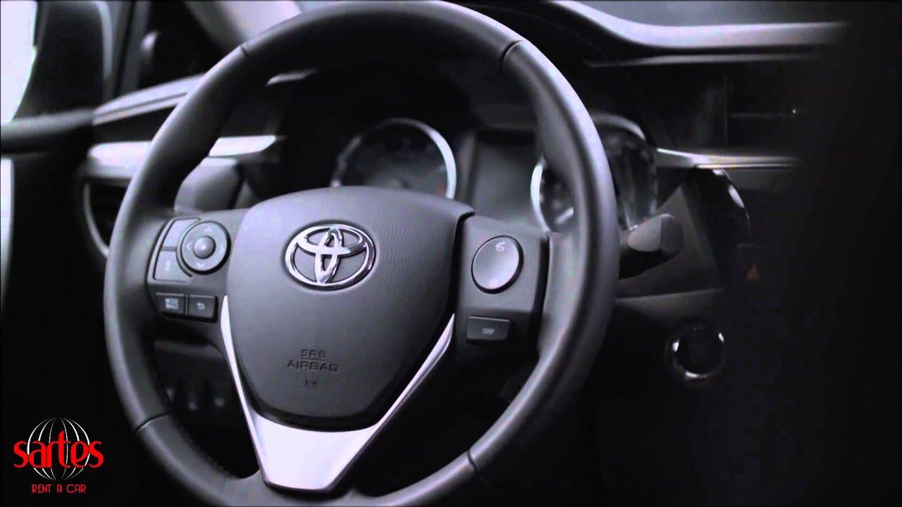2014 toyota corolla 1.4 triptonik dizel İç ve dış dizayn, sürüş