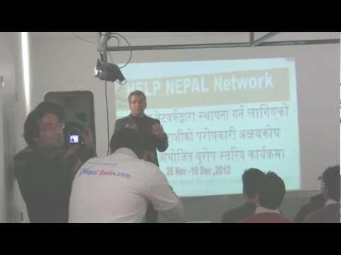 Help Nepal Network in Aarau, Switzerland
